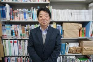 史学科 新任教員紹介 塩谷修先生